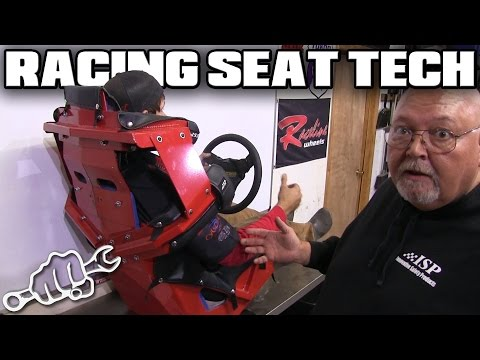 Containment Racing Seats - Rock Rods Tech