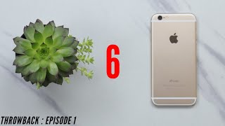 Apple iPhone 6 in 2020 - I am surprised | Hindi