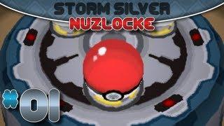 Pokemon Storm Silver Nuzlocke | Part 1: A New Challenge!
