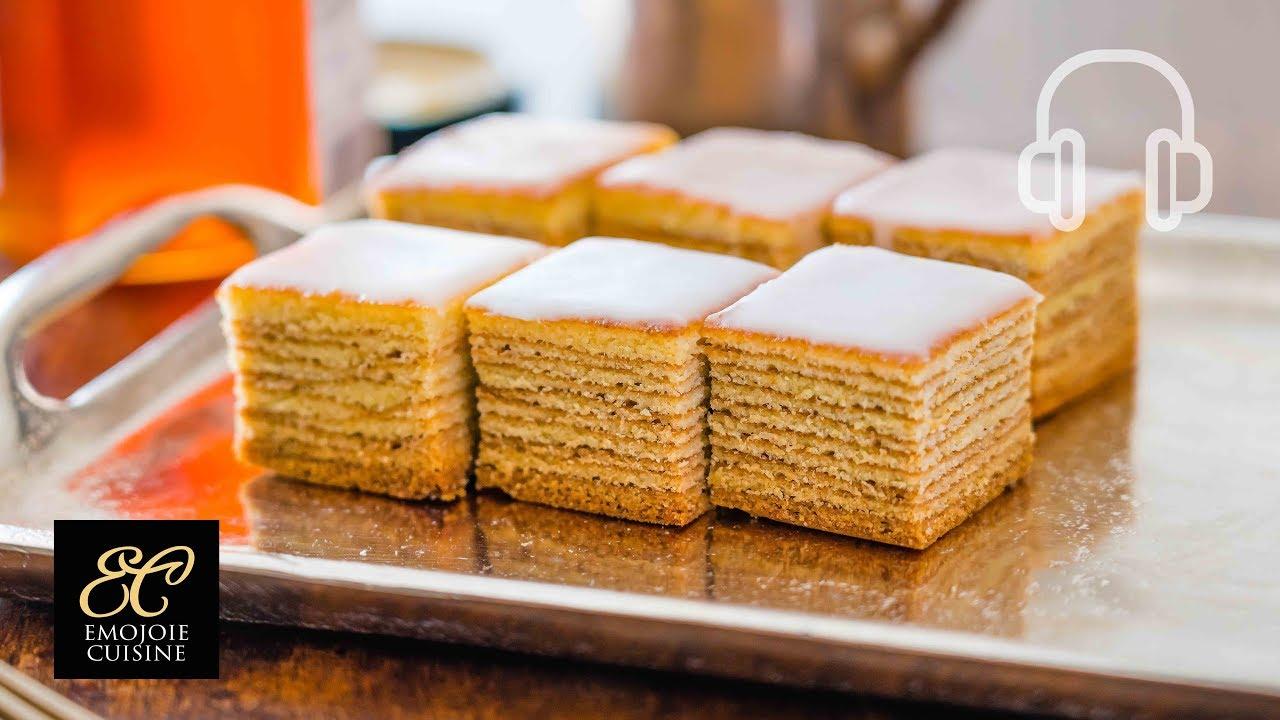 オーブントースターでも作れるバームクーヘンのレシピ