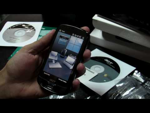 Acer M900 Review HD ( in Romana ) - www.TelefonulTau.eu -