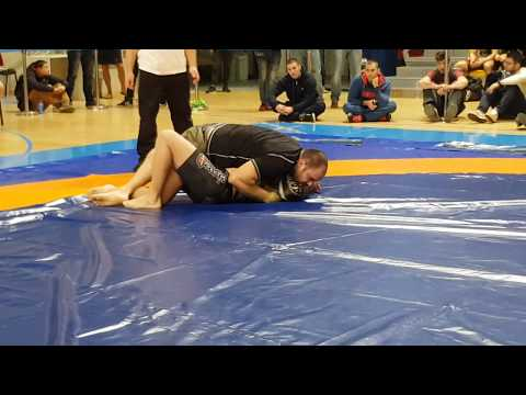 Real Grappling Challenge 6, Kristian Popov vs Victor Nikolov - Advanced Heavyweight Division
