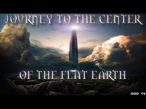 Journey to the Center of the Flat Earth | North Pole Hidden Land ▶️️