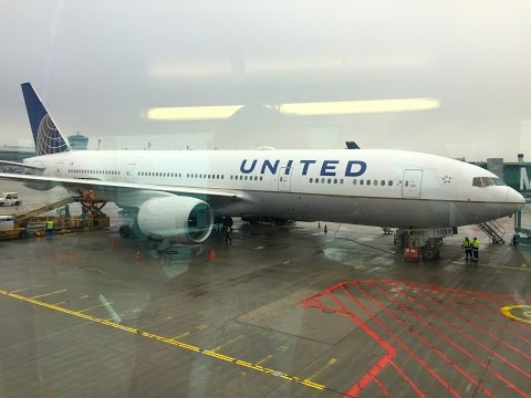 UNITEDS BUSINESS CLASS | 767 | SAO PAULO TO WASHINGTON