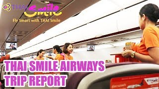 My Journey with Thai Smile Airways from Bangkok to Chiang Mai | Full Trip Report