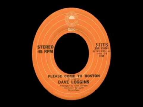 Dave Loggins - Please Come To Boston (1974)