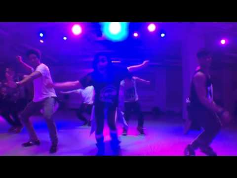 """""""Love is Free"""" Robyn & La Bagatelle Magique - Chio's Jazzfunk Class BDC NYC"""