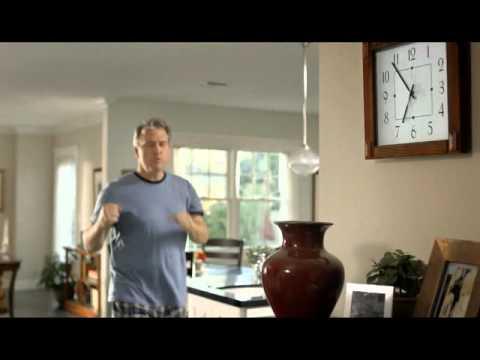 Andrew Astor  Kellogg's Eggo Commercial 2011