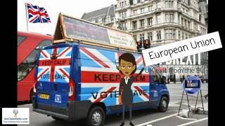 UK exits EU -ADVANTAGE or DISADVANTAGE for the British? Investigative-Vid #Brexit