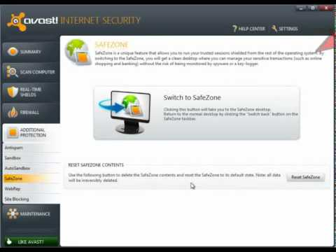 avast mobile security license
