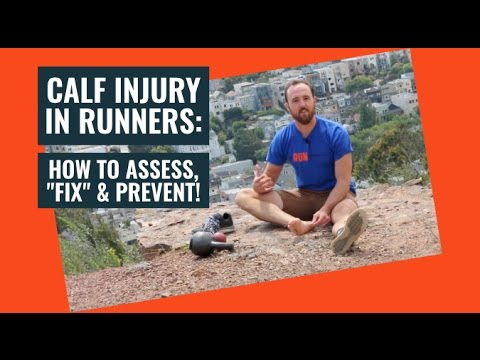 Calf Injuries In Running