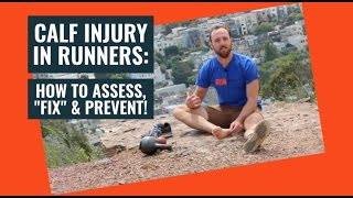 Calf Injuries Running
