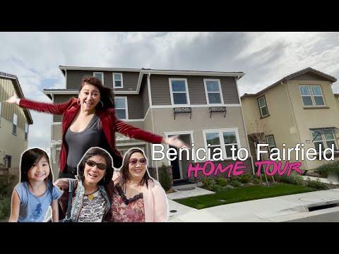 Benicia to Fairfield