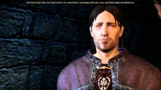Dragon Age: Executing Jowan