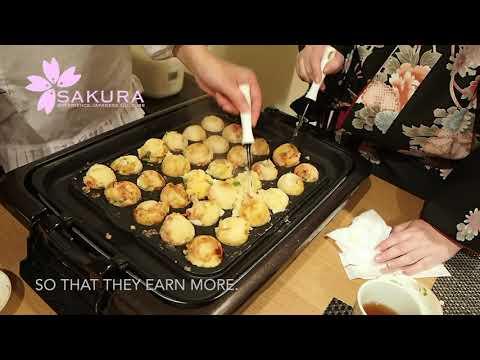Takoyaki & Okonomiyaki Cooking  for Vegan &Vegetarian in Kyoto