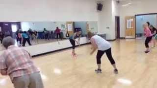 Zumba gold with Christina boro boro