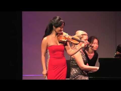 Chee-Yun & Julie Coucheron - Sarasate's Zigeunerweisen Op. 20