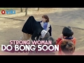 Strong Woman Do Bong Soon EP 3 Park Bo Young Shows Bullies Who S Boss Eng Sub mp3