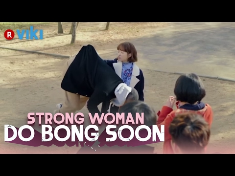 Strong Woman Do Bong Soon - EP 3 | Park Bo Young Shows Bullies Who's Boss [Eng Sub]