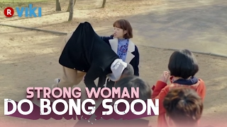 Video Strong Woman Do Bong Soon - EP 3 | Park Bo Young Shows Bullies Who's Boss [Eng Sub] download MP3, 3GP, MP4, WEBM, AVI, FLV Oktober 2018