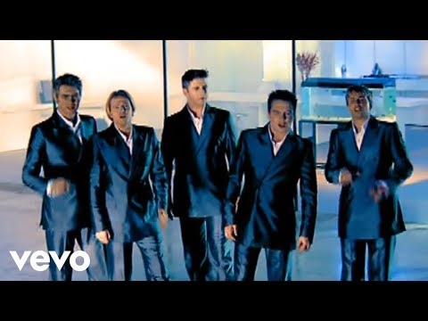 Westlife - What Makes A Man (Official Video)