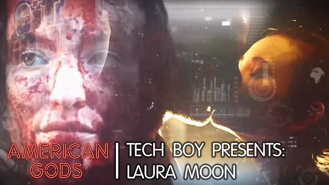 Tech Boy Presents: Laura Moon | American Gods - Season Two