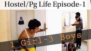 Hostel/Pg Life Episode-1 || Gagan Summy