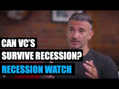 🔴 Will A Recession Crush Venture Capital In 2020? | Recession Watch