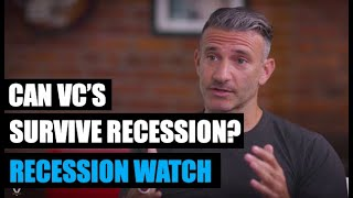 🔴 Will A Recession Crush Venture Capital? | Recession Watch