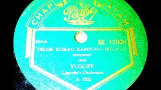 Yusoff - Telok Kurau Kampong Melayu
