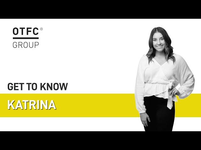 Get to know Kat