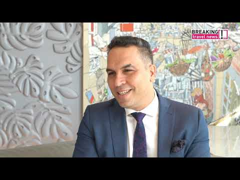 Breaking Travel News interview: Michael Borges, InterContinental Hotels - Dubai Festival City