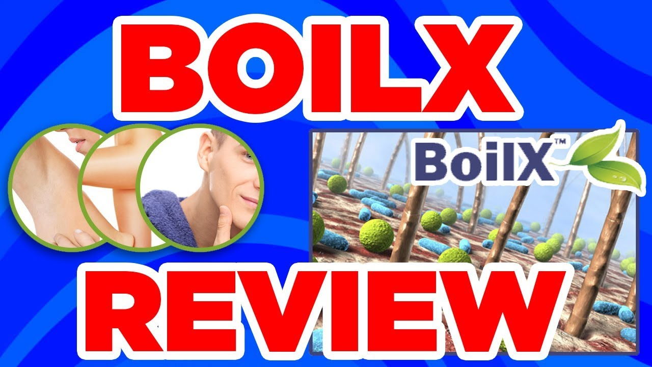 Boilx Review Natural Boil Remedy Where To Buy Boilx Youtube