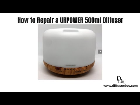 how-to-repair-a-urpower-500ml-essential-oil-diffuser-with-parts-from-diffuserdoc.com.