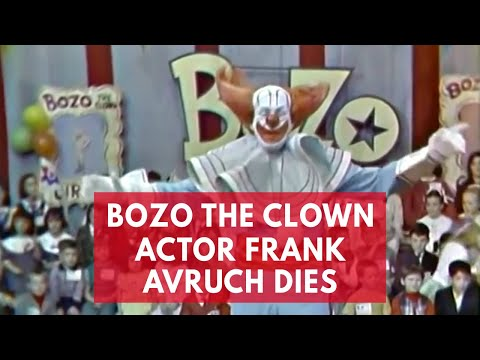 Bozo the Clown actor dies at 89