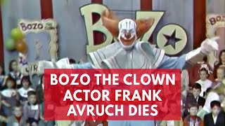 Bozo the Clown actor dies at 89
