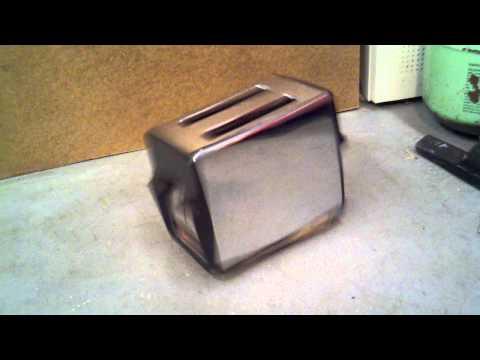 Ghostbusters II Dancing Toaster