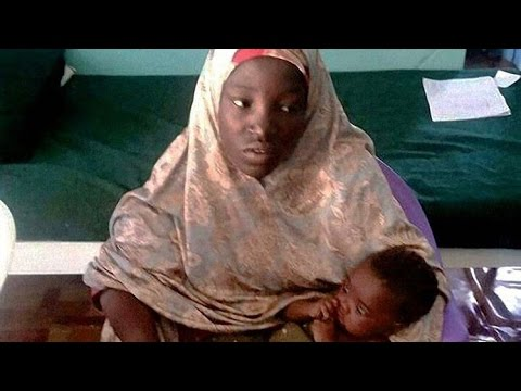 First Missing Chibok Girl Rescued in Nigeria