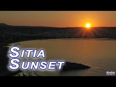 Kreta | Crete - Sitia Sunset - Zachód słońca w Sitii - Σητεία