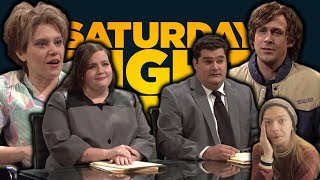 Close Encounter: Saturday Night Live | Kate McKinnon Cecily Strong(SNL REACTION)