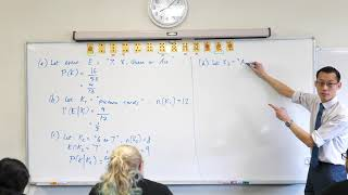 Conditional Probability (4 of 7: Using formal condition notation)
