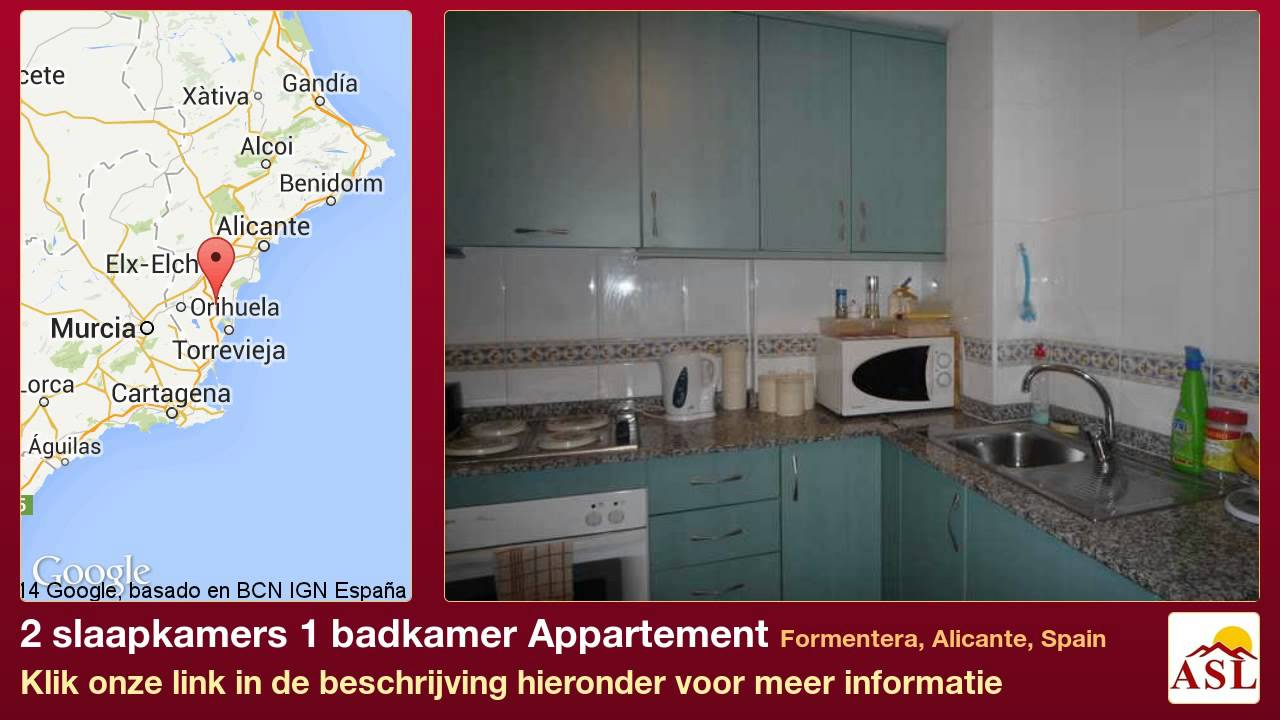 Badkamer Op Formentera : Slaapkamers badkamer appartement te koop in formentera