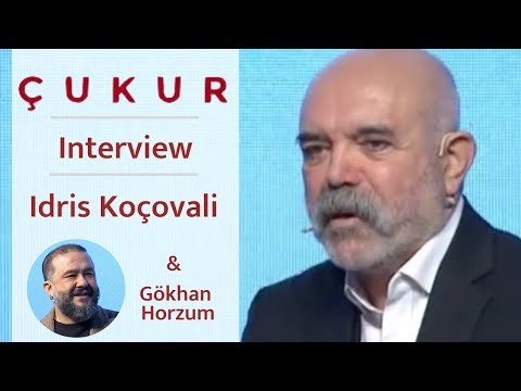 Cukur  ❖ Interview ❖ Idris Kocovali ❖ Scriptwriter Gökhan Horzum ❖ Marka 2018 ❖ ENGLISH SUBS
