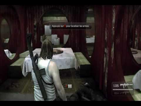 Kane And Lynch 2 Dog Days Demo On Geforce 9400 GT  
