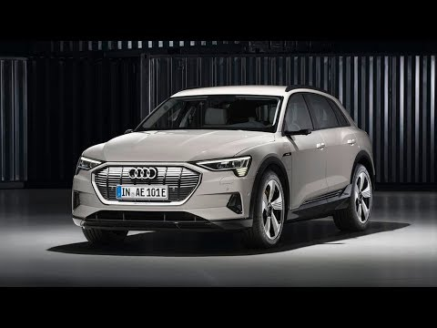 2019 Audi E-Tron first drive review: Electric Kool-SUV desert test