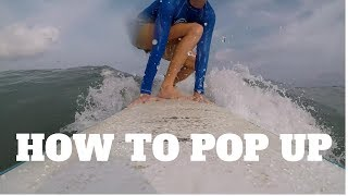 How To Pop Up (2 Different Techniques)
