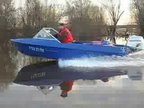 лодка крым мотор хонда 20
