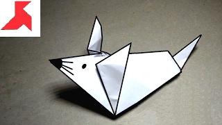 DIY - Как сделать МЫШКУ из бумаги А4, своими руками?