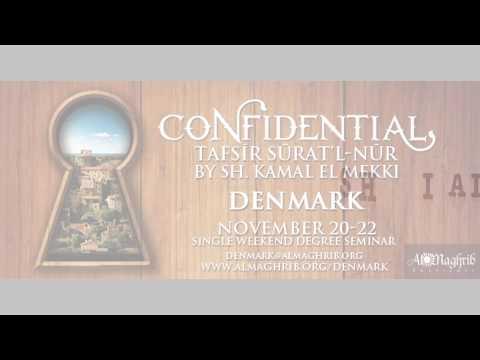 CONFIDENTIAL | Sh. Kamal El Mekki | Copenhagen