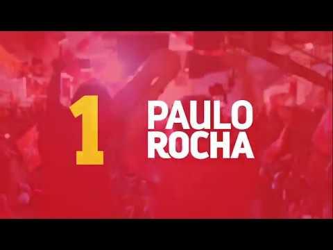 Paulo Rocha 13 pra Governador 2018
